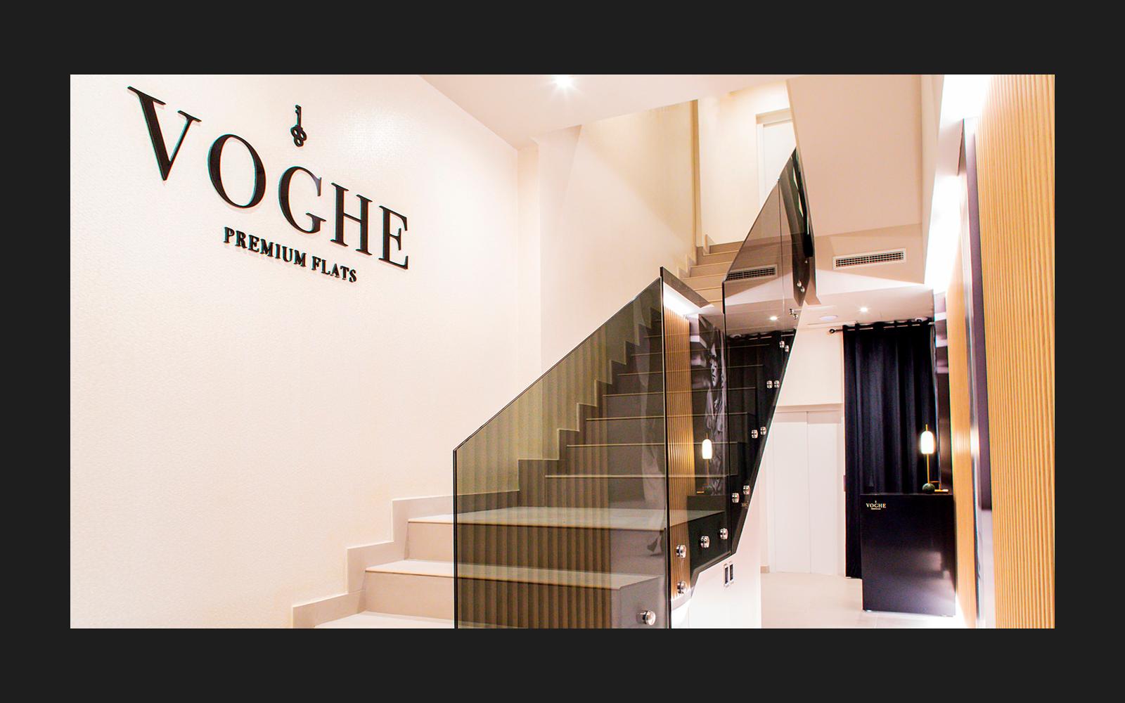 Apartahotel Premium situado en pleno centro de Valencia de 18 apartamentos.